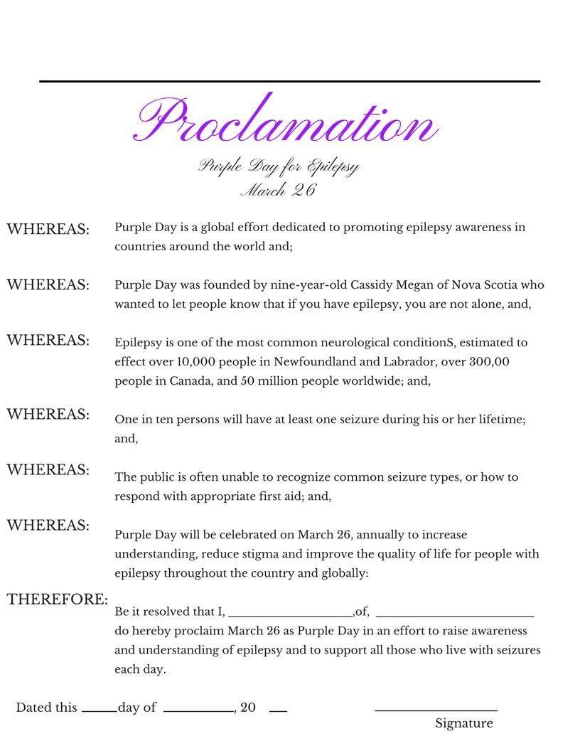 proclamation-2017